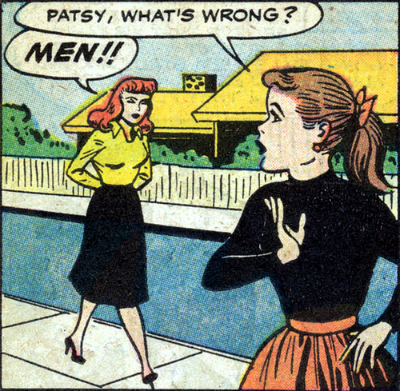 Patsy and men